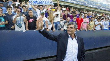 2016-12-27 Juande Ramos nie jest już trenerem Malagi