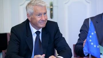 16-07-2016 10:57 Jagland zwrócił się do Komisji Weneckiej o niewydawanie na razie opinii ws. ustawy o TK