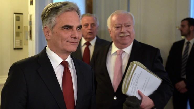"""Austria chce """"obudzić"""" UE ws. kryzysu migracyjnego. Kanclerz zapowiada drastyczne ograniczenie liczby uchodźców"""