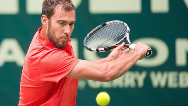 ATP Tour w Halle: półfinał nie dla Janowicza