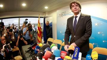 """04-11-2017 11:17 """"Rząd nie ma wpływu na przyszłość Puigdemonta po wydaniu ENA"""". Belgijski minister ws. byłego premiera Katalonii"""