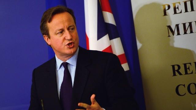 Cameron: na grudniowym szczycie UE nie będzie decyzji o reformach