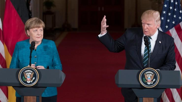 Trump: Niemcy są winne NATO ogromne sumy pieniędzy