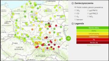 Smog wraca. Alarmujące informacje z wielu miast
