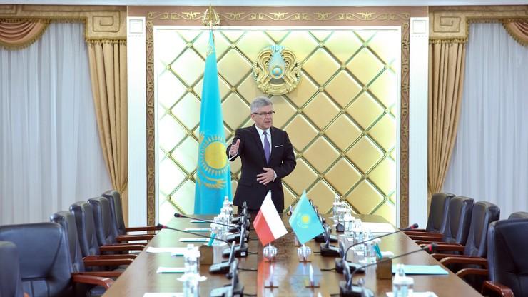 Poszkodowana w powodzi Polonia z Kazachstanu otrzyma pomoc