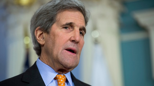 Kerry: USA nie zrezygnują ze starań o pokój w Syrii