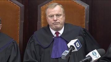 Sędzia Wróblewski: nie ukradłem pendrive'ów i to ja wezwałem policję