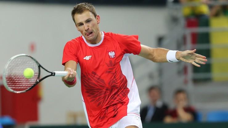 ATP w Metz: Łukasz Kubot w finale debla