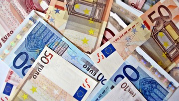 25-01-2016 11:10 Uwaga na fałszywe euro w obiegu. Z roku na rok jest gorzej