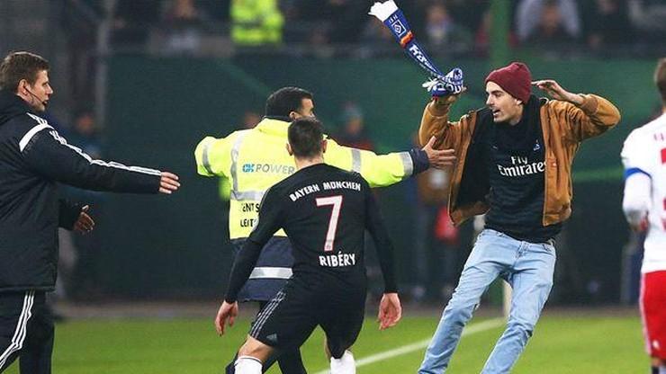 Ribery zaatakowany przez kibica!