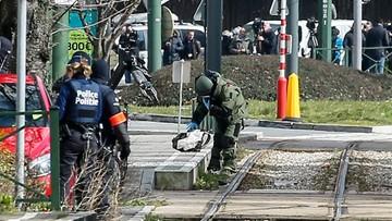 25-03-2016 15:19 Eksplozja i strzały w Brukseli. Policja postrzeliła jedną osobę