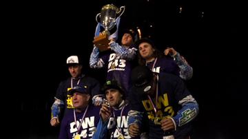 2015-10-01 Elite League: Magia liczby 43! Dedykacja dla Warda