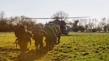 12-05-2017 20:15 Oficer Bundeswehry zawieszony. Jest podejrzany o planowanie zamachu na polityków