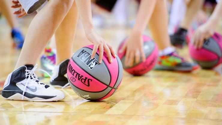 Polskie koszykarki rozpoczynają zgrupowanie przed wylotem do Chin