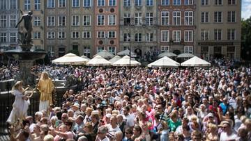 20-08-2017 17:37 Jarmark św. Dominika w Gdańsku przyciągnął kilka milionów gości