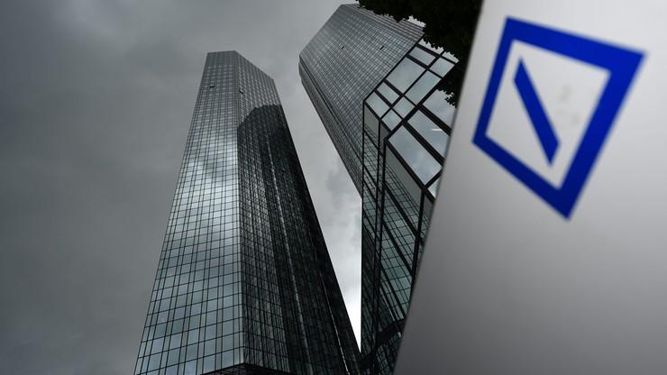 Deutsche Bank zlikwiduje 9 tys. miejsc pracy i wycofa się z 10 krajów