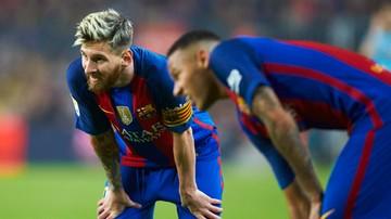 2016-10-29 FC Barcelona skromnie, ale pokonała Granadę