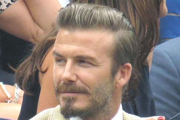 David Beckham w sobotę kończy 40 lat
