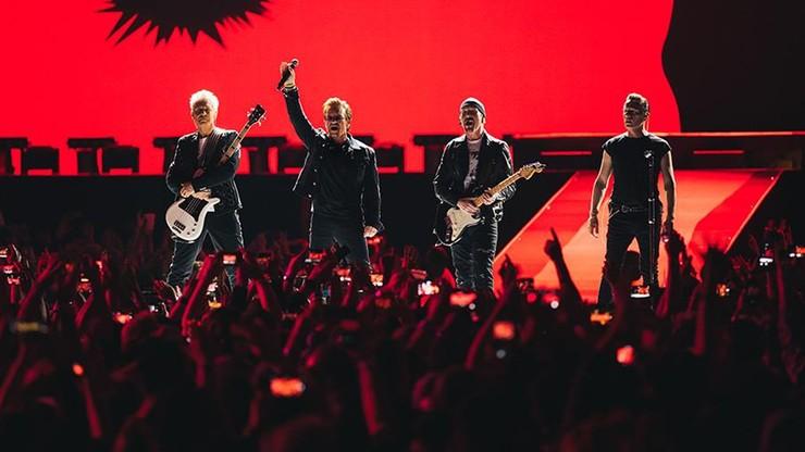 U2 na czele rankingu najbardziej dochodowych tras koncertowych