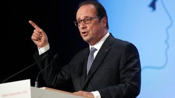 09-09-2016 22:09 Francja i Niemcy proponują unijną polityką obronną. Krok w stronę armii UE?