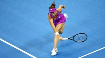 2017-10-10 WTA w Hongkongu: Radwańska w drugiej rundzie