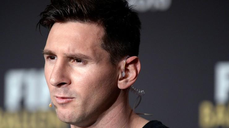 Messi chce wrócić do Argentyny