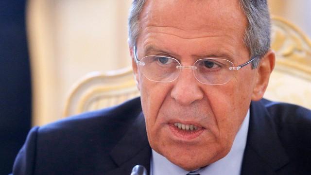 Ławrow: Rosja jest otwarta na dialog z USA ws. Syrii