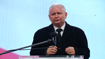 Kaczyński: Tusk to jest wielki problem. Wyobrażam sobie, że rząd nie poprze go na drugą kadencję w Radzie Europejskiej