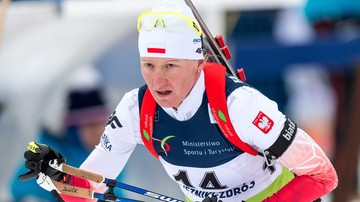 2017-02-17 MŚ w biathlonie: Siódme miejsce Polek w sztafecie