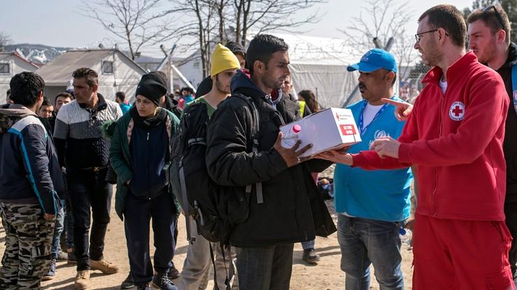 Regiony w Grecji i Hiszpanii uzgodniły przeniesienie tysiąca migrantów. Imigranci trafią na hiszpańską wyspę Leros