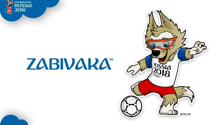 """Wilk """"Zabiwaka"""" maskotką mundialu w Rosji"""