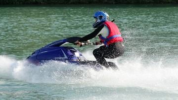 03-06-2017 16:50 Dwie osoby ranne po wypadku na skuterze wodnym