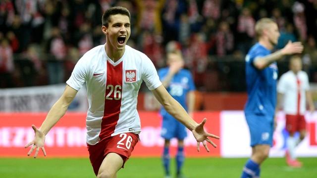 Bartosz Kapustka zadebiutował w Leicester City