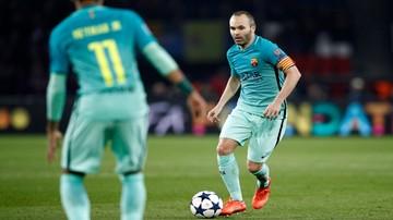 2017-02-17 Barcelona po porażce w Paryżu powalczy w Primera Division