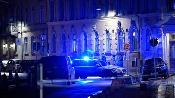 Obrzucili synagogę koktajlami Mołotowa. W środku modliło się 20 osób