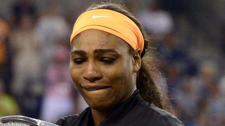 Williams ze łzami w oczach: Bałam się tu wrócić