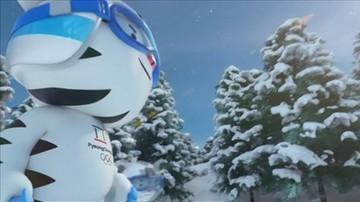 Teledysk promujący zimowe igrzyska olimpijskie w Pjongczangu