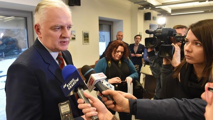 Gowin bez akceptacji ministra zdrowia nie zamierza forsować płatnych studiów medycznych