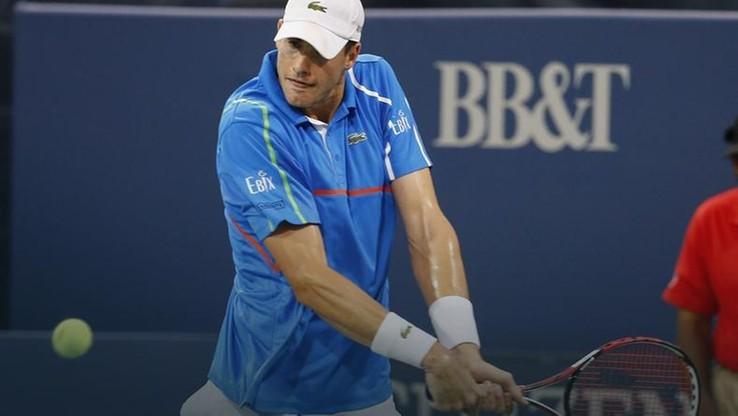 2017-07-23 ATP w Newport: Isner zwycięzcą turnieju