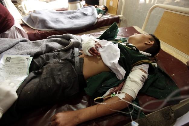 Coraz gorsze wieści z Pakistanu - ponad 80 zabitych
