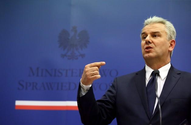 Prezydent odwołał Cezarego Grabarczyka ze stanowiska ministra sprawiedliwości