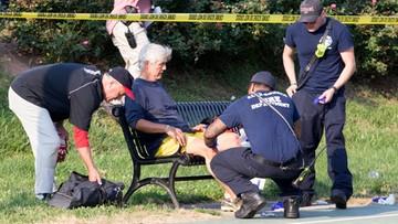14-06-2017 18:25 USA: kongresmen postrzelony podczas treningu baseballowego. Napastnik nie żyje