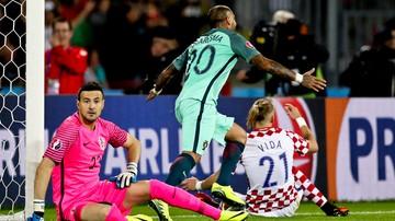 Chorwacja - Portugalia. Skrót meczu Euro 2016 (WIDEO)