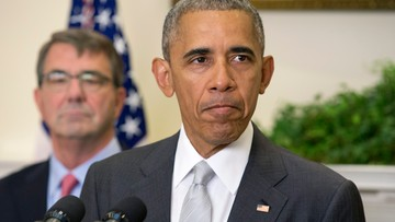 08-07-2016 05:14 Obama złożył kondolencje rodzinom zastrzelonych Afroamerykanów