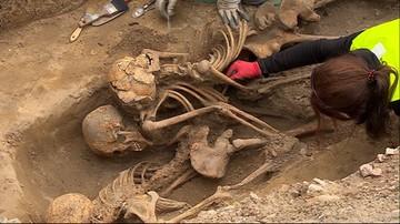 Zbiorowy grób ofiar bezpieki