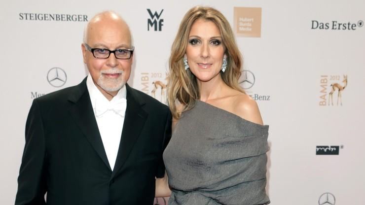 Mąż Celine Dion nie żyje. Przegrał walkę z rakiem