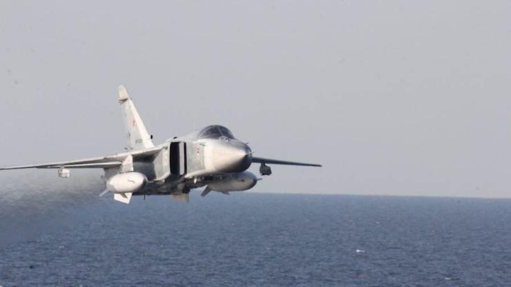 Rosjanie nie przyznają się do naruszania przestrzeni powietrznej Bułgarii