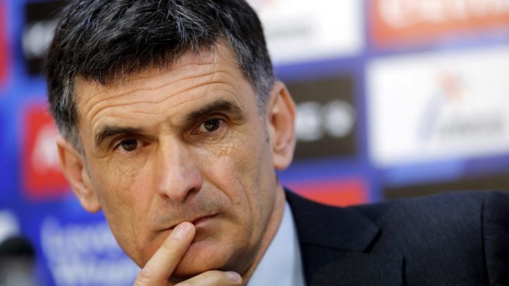 Piłkarze Levante zostali bez trenera