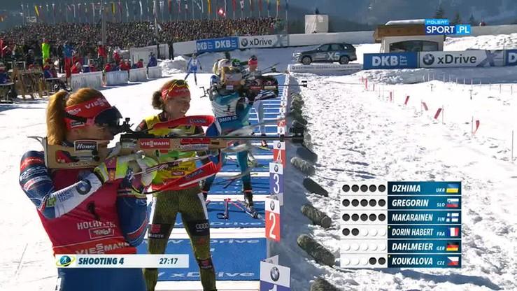 Dahlmeier nową królową biathlonu! Piąte złoto Niemki