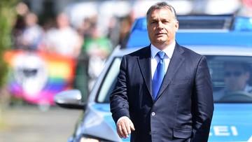 25-04-2016 18:14 Orban: islamizacja jest zakazana konstytucyjnie